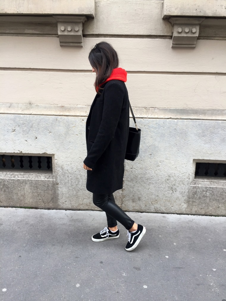 Leggings_cuir_pull_rouge7